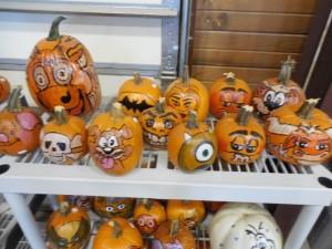 More Pumpkin Ideas